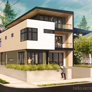 Sumner Residence Rendering