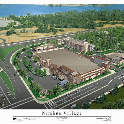 Nimbus Master Plan - Multifamily consultant to KMB Architecture